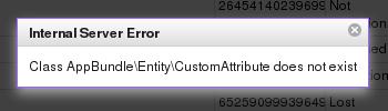 Upgrading from Symfony 3 to 4 - JSON Database Content